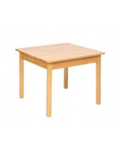 Bigjigs Toys Solid Wood Table
