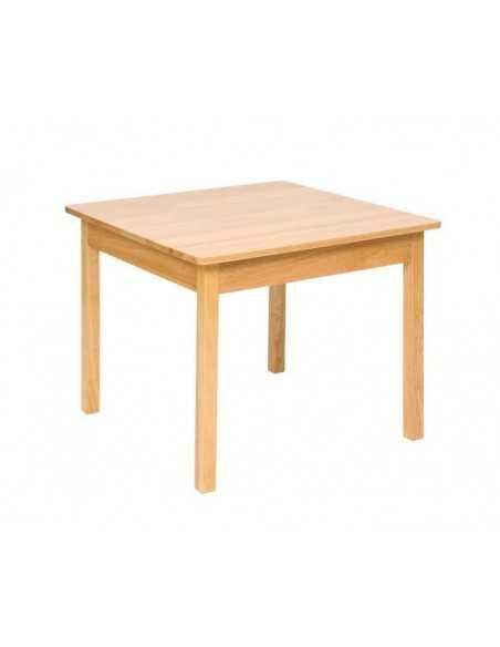 Bigjigs Toys Solid Wood Table Bigjigs Toys