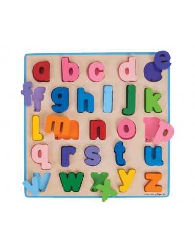 Bigjigs Toys Chunky Alphabet Puzzle...