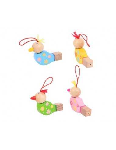 Bigjigs Toys Wooden Bird Whistles...