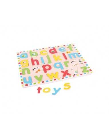 Bigjigs Toys Inset Puzzle Lowercase...