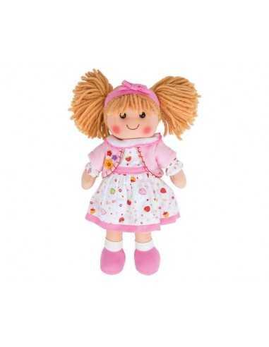 Bigjigs Toys Kelly Doll-Medium