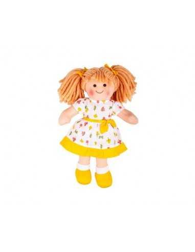 Bigjigs Toys Zoe Doll-Small