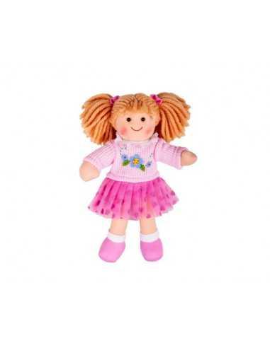 Bigjigs Toys Jasmin Doll-Small