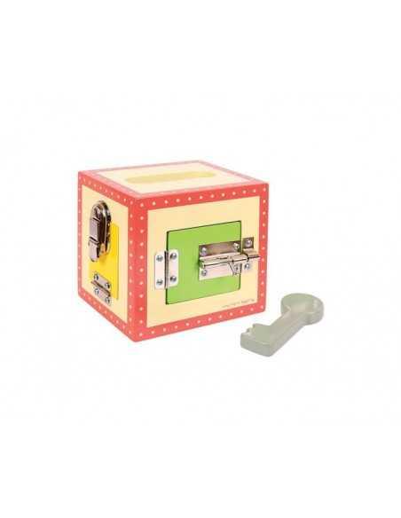 Bigjigs Toys Lock Box Bigjigs Toys