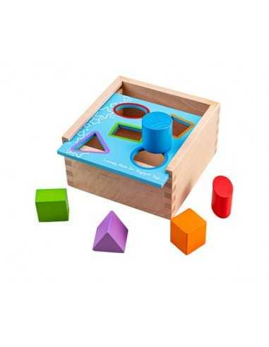 Bigjigs Toys First Posting Box