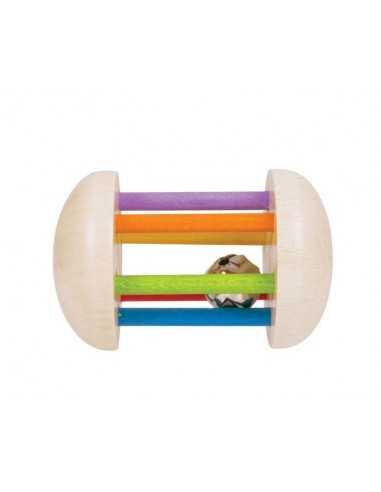 Bigjigs Toys Rainbow Rattle