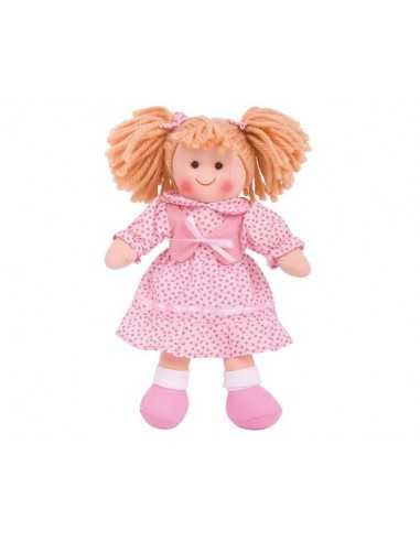 Bigjigs Toys Sophie Doll-Small