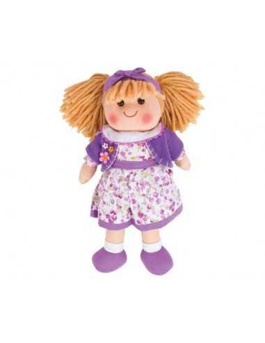 Bigjigs Toys Laura Doll-Medium