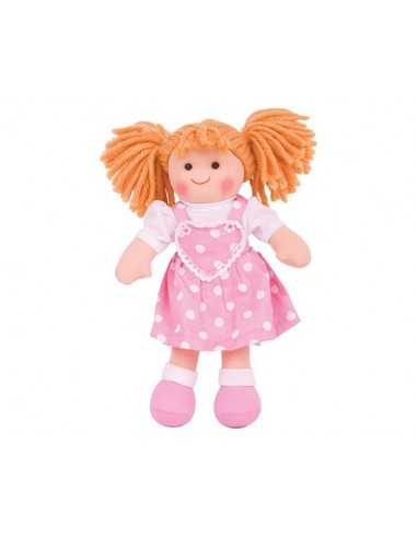 Bigjigs Toys Ruby Doll-Small