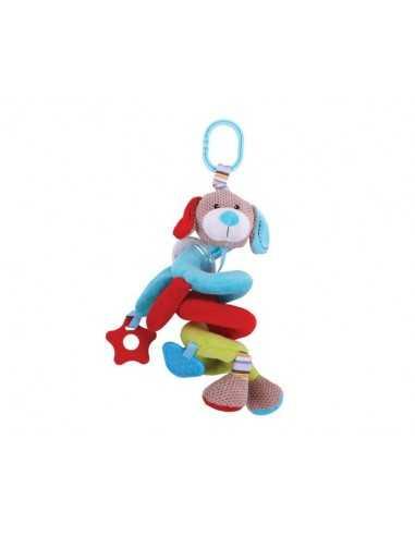 Bigjigs Toys Bruno Spiral Cot Rattle