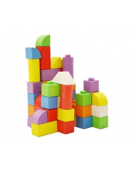 Bigjigs Toys Click Blocks (Intermediate Pack) Bigjigs Toys