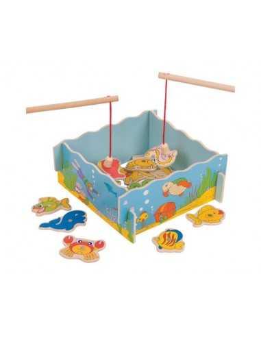 Bigjigs Toys Fishing Game