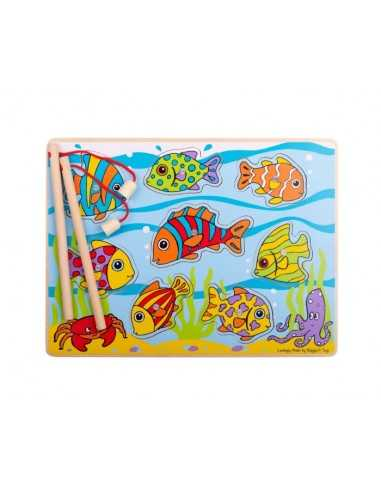 Bigjigs Toys Tropical Magnetic...