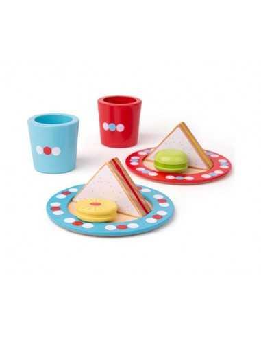 Bigjigs Toys Afternoon Tea