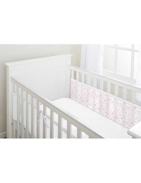 Breathable Baby Mesh Liner Twinkle-Pink Stars Breathable Baby
