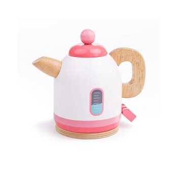 Bigjigs Toys Pink Kettle