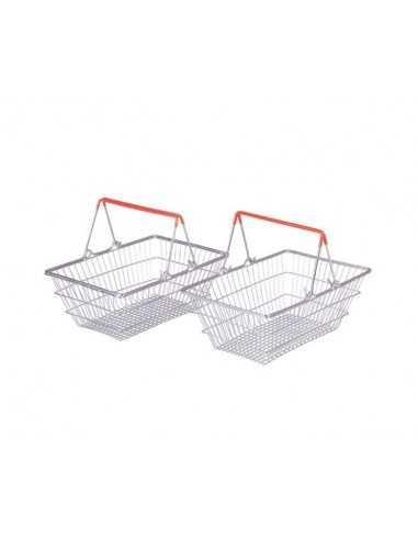 Bigjigs Toys Shopping Baskets