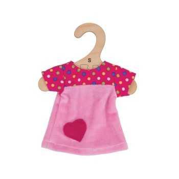 Bigjigs Toys Pink Dress...