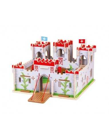 Bigjigs Toys King George's Castle