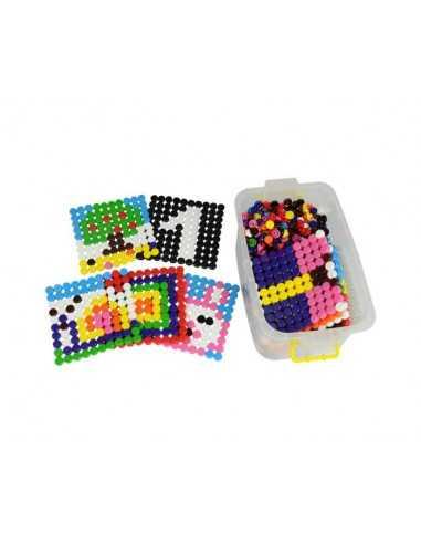 Bigjigs Toys Mosaic Picture Shape Set