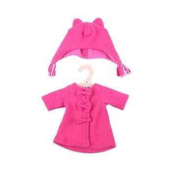 Bigjigs Toys Pink Fleece...