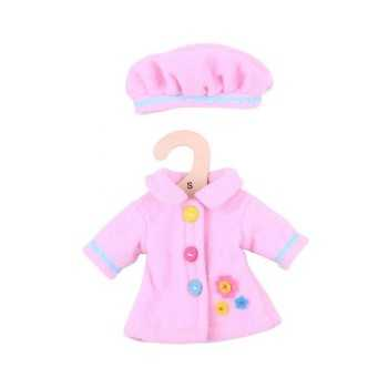 Bigjigs Toys Pink Hat and...