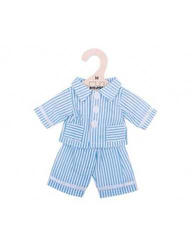 Bigjigs Toys Blue Pyjamas (for Size...