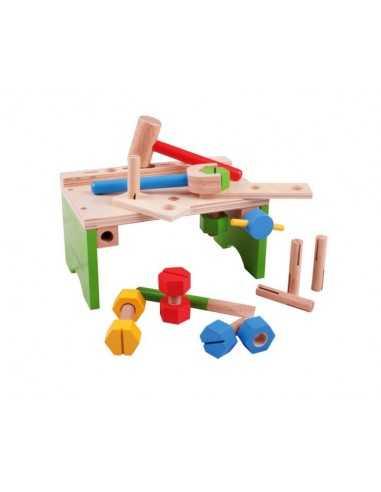 Bigjigs Toys Carpenter's Bench