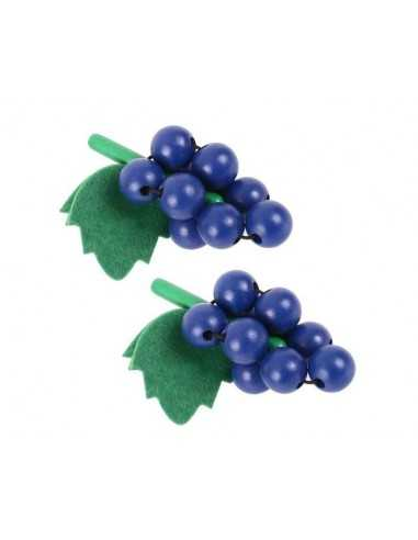 Bigjigs Toys Bunch of Grapes (Pack of 2)