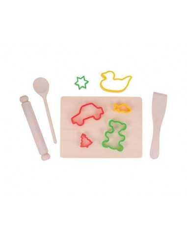 Bigjigs Toys Pastry Set
