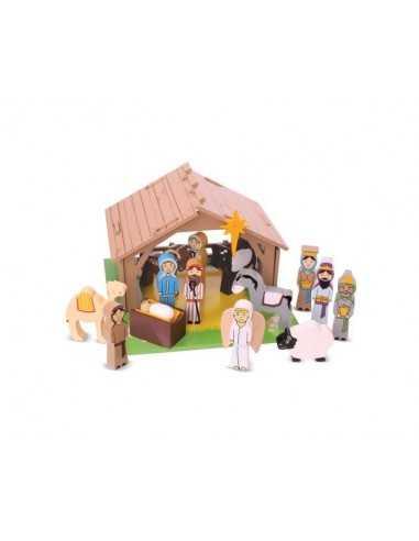 Bigjigs Toys Nativity Set