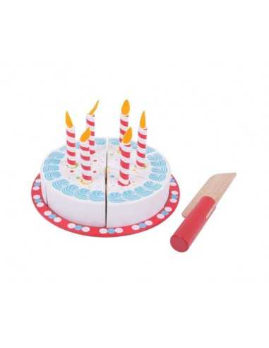 Bigjigs Toys Birthday Cake