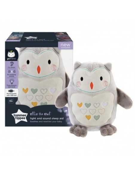 Tommee Tippee Sleep Light & Sound Sleep Aid Ollie The Owl Tommee Tippee