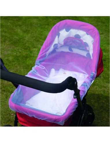 Clippasafe Pram & Carrycot Insect...