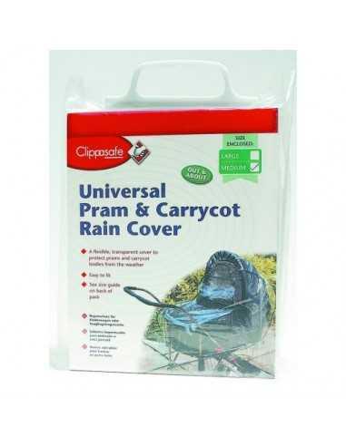 Clippasafe Pram & Carrycot Universal...