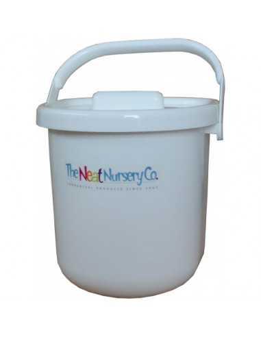 The Neat Nursery Co. Nappy Pail & Lid...