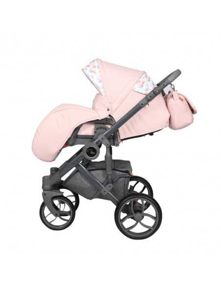 Roma Bambino Ex-Display SE Travel System Amy Childs Collection-Flamingo Roma
