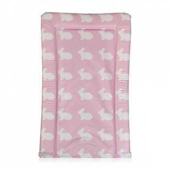 Roma Changing Mat Bunny-Pink