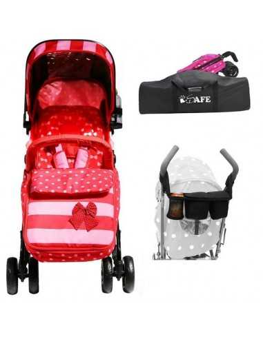 Isafe Optimum Stroller Bundle Parent...