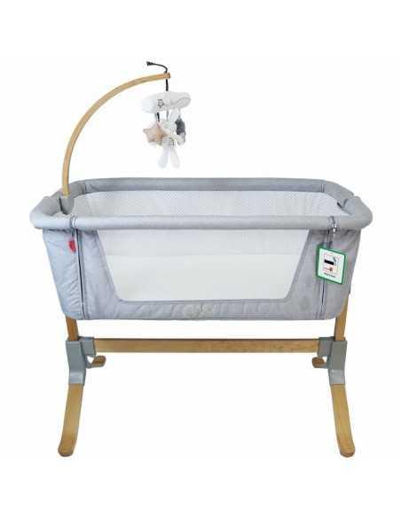 iVogue 7 Piece Bundle 3in1 Pram, Bedside Crib, Highchair, Nursing Pillow, Baby Bath-Sienna iVogue
