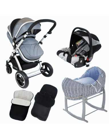 Isafe New Born Baby Boy Bundle 3in1...