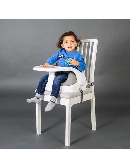 Red Kite Feed Me Pod Booster Seat-Grey Red Kite