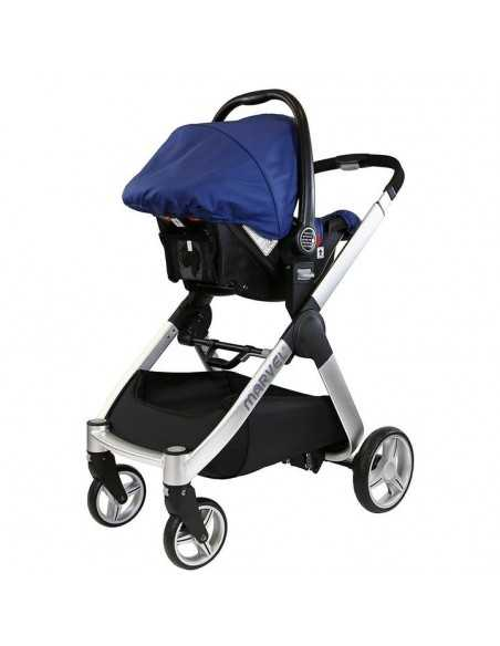 Isafe Marvel New Born Bundle Package-Navy Pearl Isafe