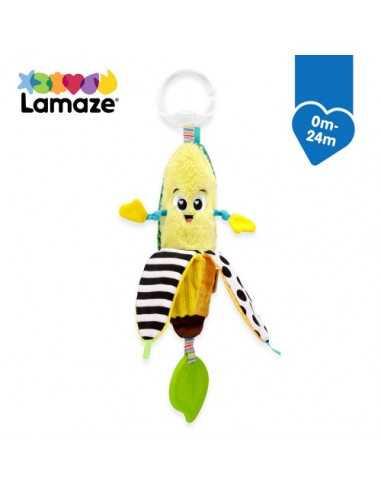 Lamaze Bea The Banana Clip N Go