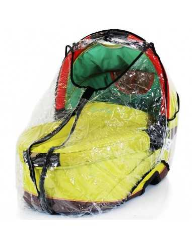 Baby Travel Carrycot Raincover