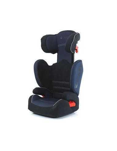 Isafe Car Seat Group 2-3-Raven Black...