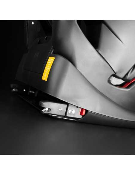 Cozy N Safe Excalibur Group 1/2/3 Harness Car Seat-Graphite Cozy N Safe