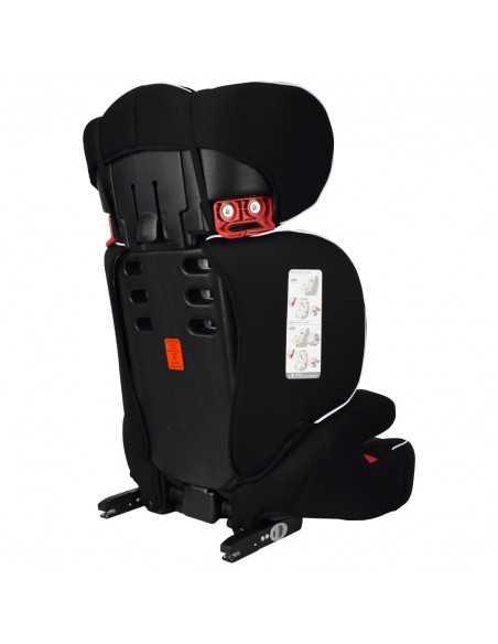 Cozy N Safe Augusta EZFix Group 2/3 Child Car Seat-Black Cozy N Safe