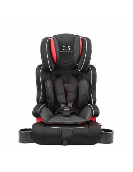 Cozy N Safe Everest Group 1/2/3 Car Seat-Black/Red Cozy N Safe